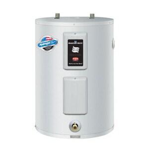 Bradford White 47 gal Lowboy 4.5kW 2-Element Residential Electric Water Heater BRE250LN61NCWW