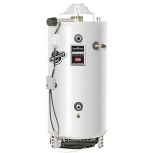 Bradford White Magnum Series 75 In 100 Gal Commercial Natural Gas Water Heater Dm100l1993n Ferguson