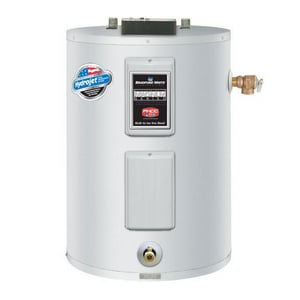 Bradford White ElectriFLEX LD™ 19 gal Light Duty and Lowboy 4.5kW 2-Element Commercial Electric Water Heater BLE120L33NCWW