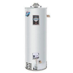 Bradford White Defender Safety System® 50 gal Tall 35 MBH Potable Water and Residential Propane Water Heater BRG250T6X394