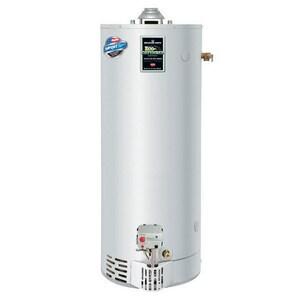 Bradford White 75 gal. Tall 76 MBH Residential Natural Gas Water Heater BURG275H6N