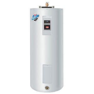 Bradford White ElectriFLEX LD™ 65 gal Upright and Tall 4.5kW 2-Element Commercial Electric Water Heater BLE265T33NCWW
