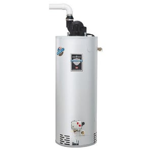 Bradford White TTW® 50 gal Tall 40 MBH Potable Water and Residential Natural Gas Water Heater BRG1PV50S6N
