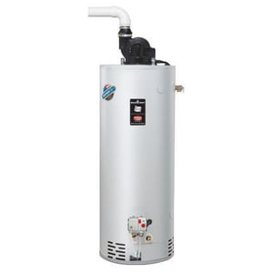 Bradford White TTW® 55 gal Tall 78 MBH Potable Water and Residential Natural Gas Water Heater BRG1PV55H6N475