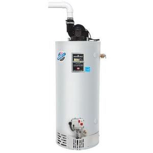 Bradford White TTW® 40 gal Tall 40 MBH Residential Natural Gas Water Heater BURG2PV40T6N