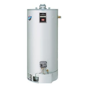 Bradford White Magnum Series® 75 gal Tall 22.3kW 76 MBH Commercial Natural Gas Water Heater BULG275H763N