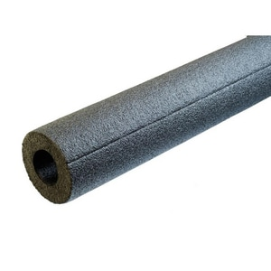 Rubatex International 1/4 x 1 in. Wall Pipe Insulation R6RX100014
