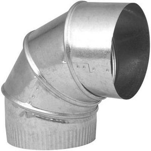 Blender Products 8 in. Steel Round Vent Assembly BB8ROUNDVENT