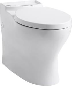 Kohler Persuade® 1.6 gpf Elongated Floor Mount Toilet Bowl in White K4326