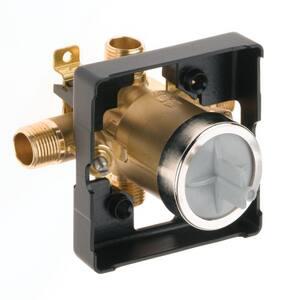 Delta Faucet MultiChoice® 1/2 in. PEX Thermostatic Valve DR10000MF