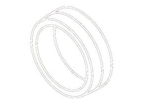 KOHLER Control Ring Assembly in Polished Chrome K1042629-CP