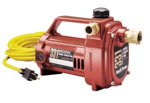 Liberty Pumps 331 Model 1/2 HP 115V 7500 Rpm Transfer Pump LIB331