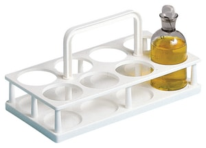 Wheaton Industries PVC Rack for 227667 Biological Oxygen Demand 300ml Bottle WW227731 at Pollardwater