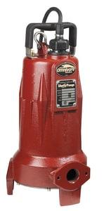 Liberty Pumps LSG Series 2 hp 208/230V 3-Phase Grinder Pump LLSGX203M
