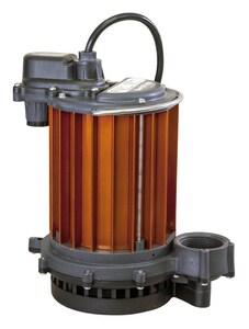 Liberty Pumps 230 Series 1/3 HP 115V Plastic/Aluminum Automatic Sump Pump L237