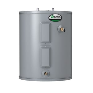 A.O. Smith ProMax® 28 gal Lowboy 4500W Double Element Residential Electric Water Heater AENLB30202172S41