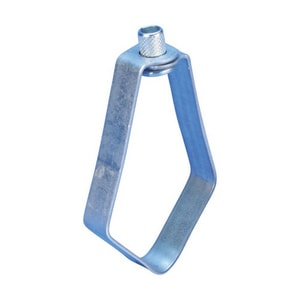 nVent CADDY 2-1/2- 4 in. Plastic Pipe Plated Hanger E1040200EG
