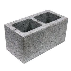 Earnest Maier Block 16 x 8 x 8 in. Concrete Hollow Block E264