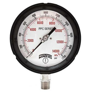 Winters Instrument Pressure Gauge Assembly WPGA