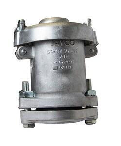 Jayco 4 in. Rubber Air Release & Vacuum Valve JJV600