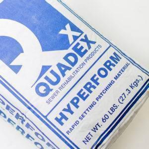 Quadex 60 lb. Hyperform Sealant QHF60