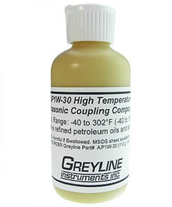 Greyline Instruments 4 oz. Ultrasonic Coupling Compound for Model PTFM 5.1 Flow Meter GRECC30 at Pollardwater