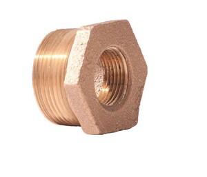 Capstone International Development 1-1/2 x 1-1/4 in. Brass Bushing FPP452287