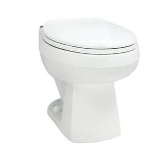 St. Thomas Creations Marathon™ Elongated Toilet Bowl in White with 10 in. Rough-In S620103301