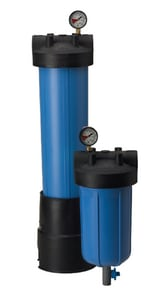 IWP Manufacturing 24 in. Water Tank Softener System IWPAT35C