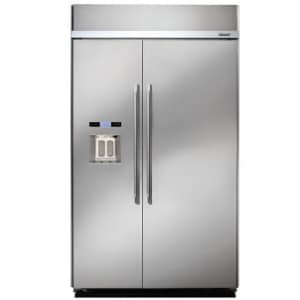 Dacor 30 in. Column Kit and Right Door for Modernist DRZ30980RAP Built-in Upright Counter Depth Freezer in Silver Stainless Steel DRAC30AMRHSR