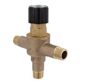Leonard Valve Eco-Mix™ 1/2 in. Thermostat Mixing Valve L70BVLF
