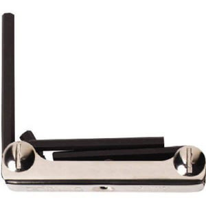 Eklind Tool 3/50 - 6/25 in. Fold-Up Hex Key Set 7-Piece E21171