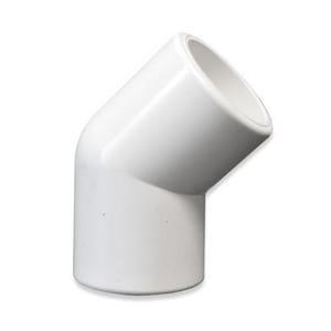 Ferguson Industrial Plastics 16 in. IPS Fabricated Straight DR 17 HDPE 45 Degree Elbow 3-Piece PEIE17F3416