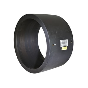 6 in. DIPS Straight DR 9 HDPE Electrofusion Coupling with 4.0 Pin PED9E4FMCU