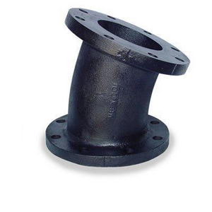 D and M Coatings 6 in. Mechanical Joint Permox CTF™ Ductile Iron C153 Short Body 22-1/2 Degree Bend (Less Accessories) DDMB622CTF