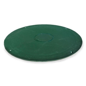 Orenco Systems 24 in. Fiberglass Lid with Gasket OFLD24G