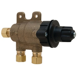 Chicago Faucet Pfirst™ 3/8 in. Compression Mixing Valve C131ABNF