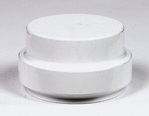 GPK 4 in. Gasket SDR 35 Straight PVC Sewer Cap G1110004