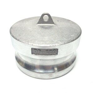 PT Coupling 3/4 in. Grooved Aluminum Plug PPCF75B