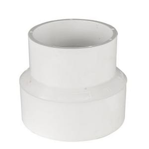 GPK 15 in. Straight SDR 35 PVC Sewer Manhole Adapter G1160015