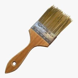 Nucor 2 in. Paint Brush N1806006
