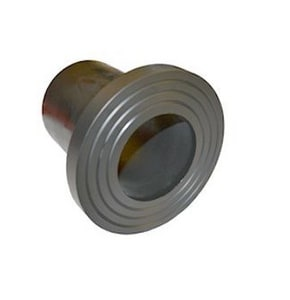 2 in. IPS Butt Fusion Straight DR 17 HDPE Flange Adapter PEI17FLA