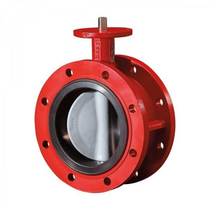 18 x 3 in  IPS 150# HDPE Butterfly Valve Spacer