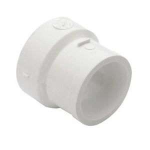 GPK 4 x 4 in. PVC IPS SDR35 Gasket x Spigot Adapter GG3300004