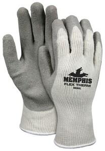 Memphis Glove FlexTherm® L Size 10 ga Heavy Weight Glove in White M9690L at Pollardwater