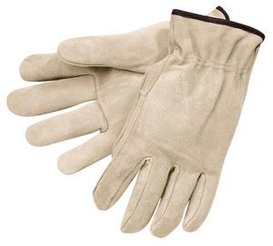 Memphis Glove L Size Unlined Split Cowhide Leather Gloves M3100L