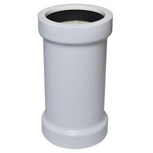 Certainteed Corporation Fluid-Tite™ 2-1/2 in. IPS Straight PVC Repair Coupling N82157741036