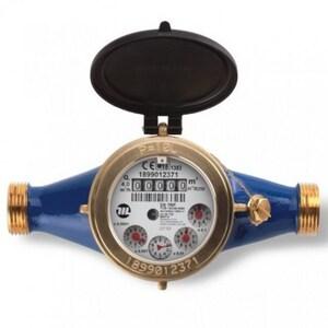 Master Meter 5/8 x 3/4 in. Multijet Water Meter MB12A11A010101A