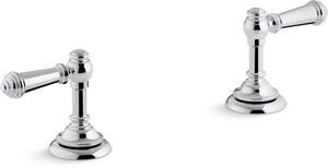 Kohler Artifacts® Bathroom Sink Lever Handles Polished Chrome K98068-4