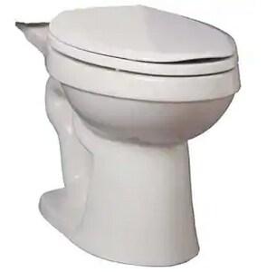 PROFLO® Round Front Toilet Bowl in White PF6205WH